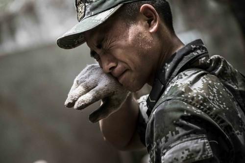 患難見真情  駐澳部隊首參與風後救災工作