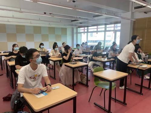 開學第一天:課堂