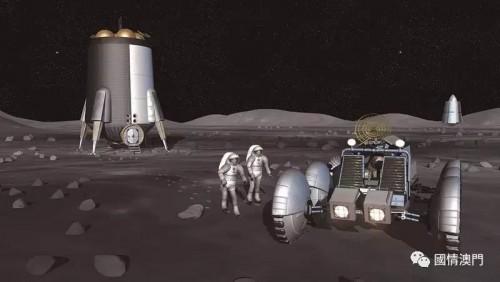 月球和火星上有哪些資源?